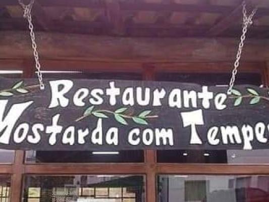 Restaurante Mostarda com Tempero