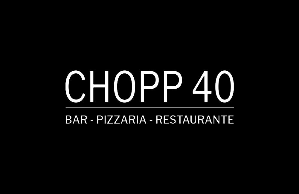 Chopp 40  /  Bar - Pizzaria - Restaurante