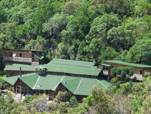 Alive Eco Hut Pousada