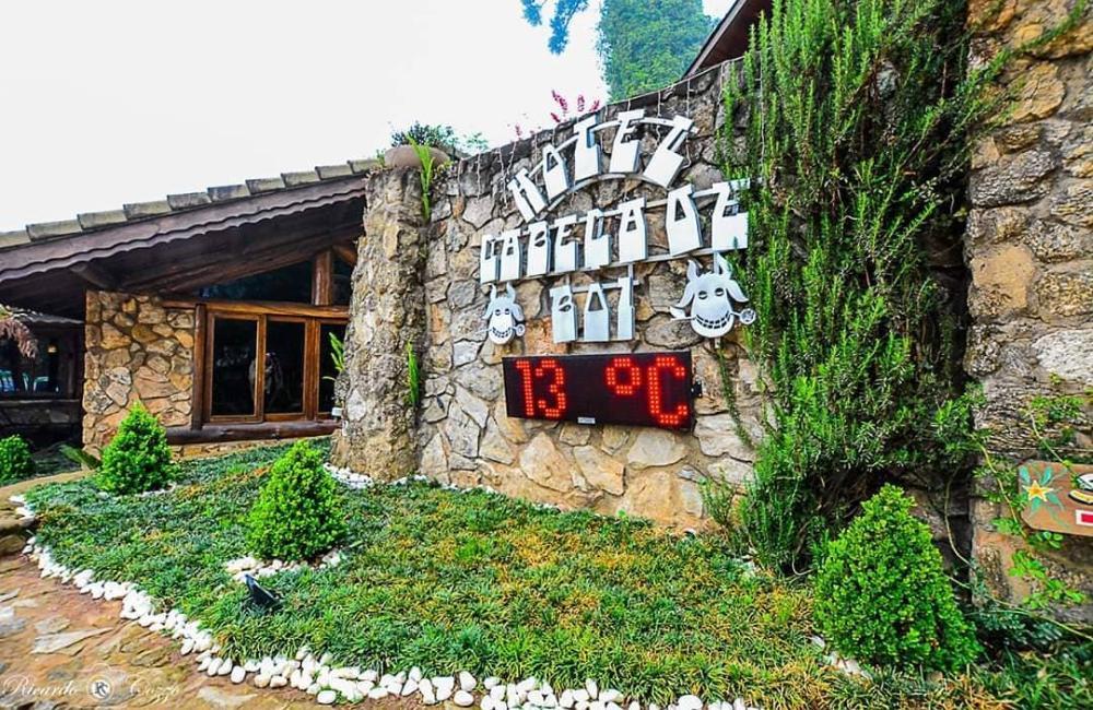 Hotel Cabeça de boi